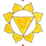 Effet Verre Vitrail Motif chakra–Produit du commerce équitable de la marque Geofossils image 4 produit
