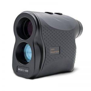 ERAY 600M Télémètre Golf, Télémètre Laser pour Golf - Zoom Optique 6x, Mesure Multimode (Mesure de Distance en continu + Mode de Brouillard + Mode de Verrouillage Cible + Mesure de Vitesse), Noir de la marque ERAY image 0 produit