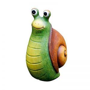 Escargot de décoration, figurine en terre cuite peinte de la marque Amelex 67 image 0 produit