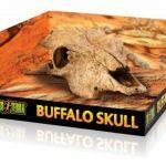 Exo terra Décoration Buffalo Skull pour Reptiles et Amphibiens 11x23x23 cm de la marque Exo terra image 3 produit