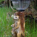 Famille Suricate avec lanterne solaire lampe suricate Figurine de la marque Unbekannt image 1 produit
