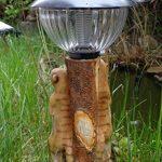 Famille Suricate avec lanterne solaire lampe suricate Figurine de la marque Unbekannt image 2 produit