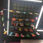 FeiGu 32 drapeaux 2018 FIFA Russie Coupe du Monde Équipes Pays Bunting Bannière Cheer Decor - 20 * 28CM de la marque FeiGu image 4 produit