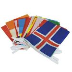 Ferryman FIFA 2018Coupe du monde Top 32Pays Cordes Bannière fanions à suspendre drapeaux nationaux de la marque Ferryman image 1 produit