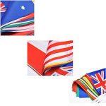 Ferryman FIFA 2018Coupe du monde Top 32Pays Cordes Bannière fanions à suspendre drapeaux nationaux de la marque Ferryman image 2 produit