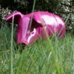 Figurine de cochon «porcelets brommel «mûre décoration de jardin 60 cm de la marque colourliving image 3 produit