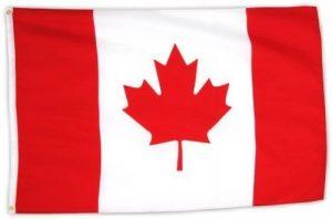 Flaggenking Drapeau King Drapeau du Canada/drapeau, blanc, 150x 90cm, 16889 de la marque Flaggenking image 0 produit