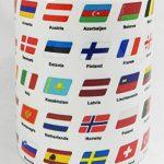 Flags of Europe Mug by Half a Donkey de la marque Half a Donkey image 2 produit
