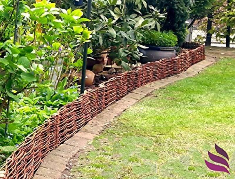 Notre meilleur comparatif de : Clôture jardin bois tresse pour 2019 ...