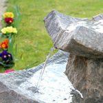 Fontaine Bain d'oiseaux solaire Pavillion par Solaray ™ de la marque Primrose image 3 produit