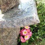 Fontaine Bain d'oiseaux solaire Pavillion par Solaray ™ de la marque Primrose image 4 produit