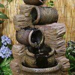 Fontaine Cherika - Cascade de Bocaux à Huile de la marque Primrose image 4 produit