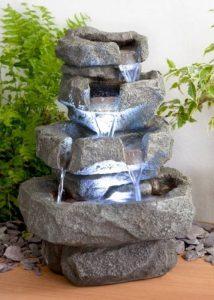 Fontaine d'Intérieur Shubunkin à LED - Zen et Relaxation de la marque Ambiente image 0 produit