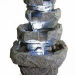 Fontaine d'Intérieur Shubunkin à LED - Zen et Relaxation de la marque Ambiente image 1 produit