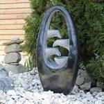 Fontaine de jardin FoScodella pour l'extérieur + intérieur 96cm de la marque Kiom image 1 produit