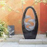 Fontaine de jardin FoScodella pour l'extérieur + intérieur 96cm de la marque Kiom image 2 produit