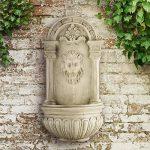 fontaine de jardin murale TOP 6 image 1 produit