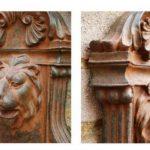 Fontaine Murale Petite tête de Lion de la marque Ambienté image 2 produit
