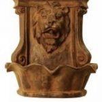 Fontaine Murale Petite tête de Lion de la marque Ambienté image 4 produit