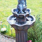 fontaine à oiseaux en pierre TOP 4 image 1 produit