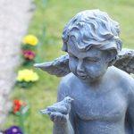fontaine à oiseaux en pierre TOP 4 image 3 produit