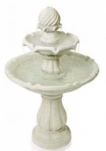 Fontaine solaire « L'Impériale » H92cm de la marque Primrose image 0 produit