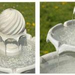 Fontaine solaire « L'Impériale » H92cm de la marque Primrose image 2 produit