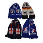 Football Euro 2016main Waving Angleterre France Allemagne Italie Espagne drapeaux Parti   Jouet Table Drapeaux   Lot de 10 de la marque NimNik image 3 produit