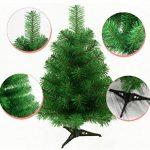 Fouriding 60cm Sapin de Noel Artificielle Arbre Noel with Plastic Stand de la marque Fouriding image 1 produit