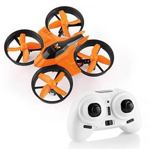 Furibee Mini Quadcopter Drone, F36 Mini RC Drone 2.4G 4CH 6Axis Gyro Télécommande Nano Drone RTF pour Enfants Adultes Débutants - Mode sans tête, 3D Flip, One Key Return de la marque Furibee image 0 produit