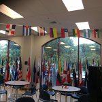 G2PLUS Lot Intermational drapeaux fanions, monde Pays Bannière avec différents drapeaux nationaux 14cm * 21cm pour les fans de football Rugby Présentation cas, 32 FIFA World Flags de la marque G2PLUS image 5 produit