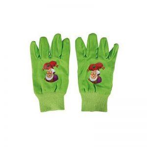 Gant de jardin pour enfant - 4 - 7 ans - LUTIN PLOP de la marque LM-Distribution image 0 produit