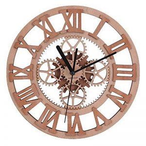 Giftgarden Horloge Murale Design Silencieux Engrenage créatif cadeau maman de la marque Giftgarden image 0 produit