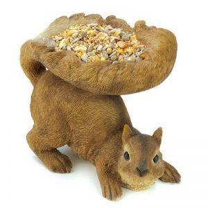 Gifts & Decor Woodland Marron écureuil extérieur Oiseaux de la marque Gifts & Decor image 0 produit