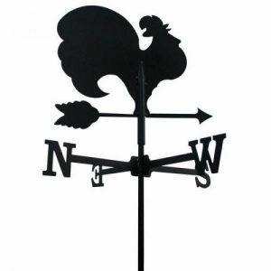 Girouette coq en fer forgé petit modèle de la marque Outils et Nature image 0 produit
