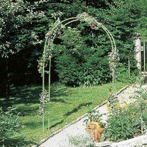 Gloriette métal verte hauteur 230 cm de la marque PROGARDEN image 0 produit