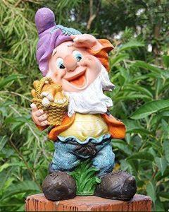 GMMH 50003Design 1Sept Nains, 37cm, nain de jardin figurine de la marque GMMH image 0 produit