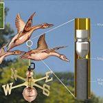 Good Directions 283et canards in flight Weathervane, Pure Copper de la marque Good Directions image 1 produit