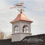 Good Directions Bon Sens du trot Cheval Girouette, EN CUIVRE pur de la marque Good Directions image 2 produit