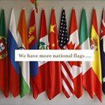 Grand drapeau de l'Angleterre 150x 90cm en satin Flag de la marque Durabol image 4 produit
