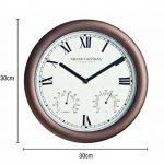 grande horloge murale extérieure TOP 6 image 1 produit