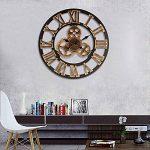 grande horloge murale moderne TOP 12 image 1 produit