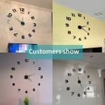 grande horloge murale moderne TOP 6 image 1 produit