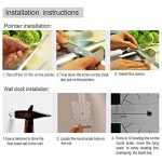 grande pendule design TOP 8 image 4 produit