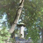 Graybunny Gb-6818Chaîne de suspension, 88,9cm, Noir, 2-pack, pour mangeoires, pots de fleurs, luminaires, lanternes, paniers de suif, carillons et bien plus encore. Utilisation extérieure/intérieure de la marque GrayBunny image 3 produit