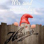 Guillaume, le Nain de vorlese Heissner original Nain de jardin Edition 2017 de la marque Heissner image 1 produit