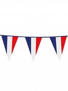 Guirlande à fanions drapeaux supporter France 10 m - taille - Taille Unique - 232850 de la marque les colis noirs lcn image 0 produit