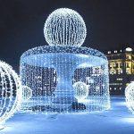 Guirlande Rideau Lumineux ,300 LEDs 3M x 3M Lumières Féériques Fenêtre Lumineux LED 8 Modes de Fonctionnement Décoration pour Soirée de Mariage et Noël, Cour,Jardin de la marque HanLuckyStars image 4 produit