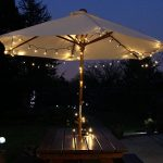 Guirlande Solaire 10m 100 LED par Festive Lights (Blanc Chaud) de la marque Festive Lights image 1 produit