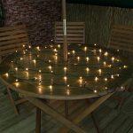 Guirlande Solaire 10m 100 LED par Festive Lights (Blanc Chaud) de la marque Festive Lights image 2 produit